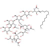 beta-D-Gal-(1->3)-beta-D-GalNAc-(1->4)-[alpha-Neu5Ac-(2->8
