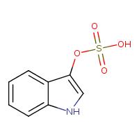 indoxyl sulfate (CHEBI:43355)