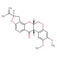 rotenone (CHEBI:28201)