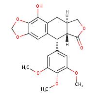 beta-peltatin (CHEBI:74867)