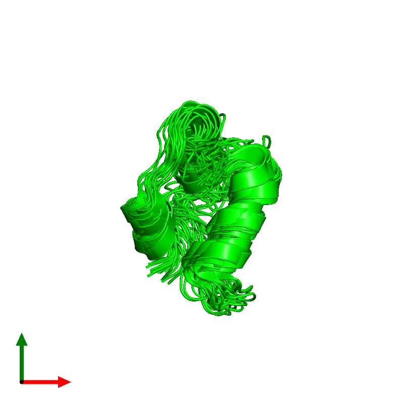<div class='caption-body'><ul class ='image_legend_ul'> 0-meric assembly 1 of PDB entry 1efe coloured by chemically distinct molecules and viewed from the top. This assembly contains:</ul></div>