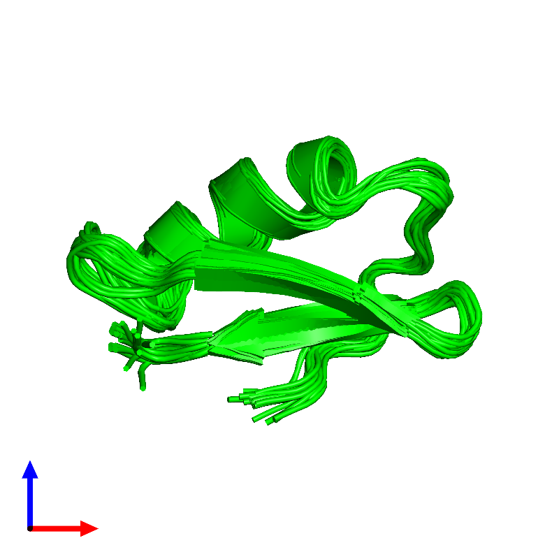 <div class='caption-body'><ul class ='image_legend_ul'> 0-meric assembly 1 of PDB entry 1hly coloured by chemically distinct molecules and viewed from the front. This assembly contains:</ul></div>