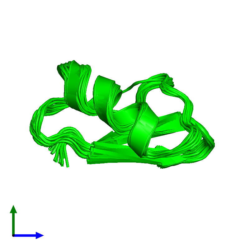 <div class='caption-body'><ul class ='image_legend_ul'> 0-meric assembly 1 of PDB entry 1hly coloured by chemically distinct molecules and viewed from the side. This assembly contains:</ul></div>