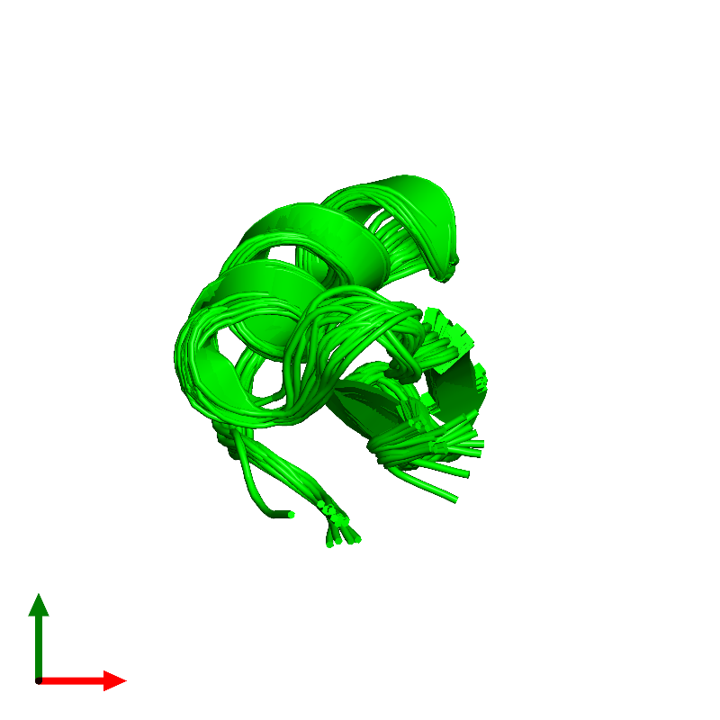 <div class='caption-body'><ul class ='image_legend_ul'> 0-meric assembly 1 of PDB entry 1hly coloured by chemically distinct molecules and viewed from the top. This assembly contains:</ul></div>