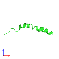 PDB 1hof structure summary ‹ Protein Data Bank in Europe