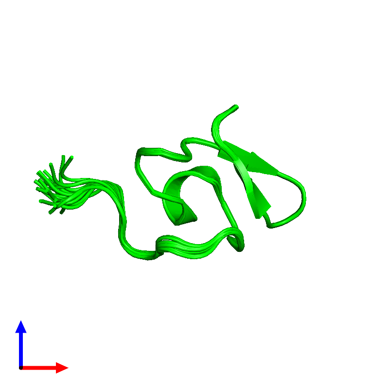 <div class='caption-body'><ul class ='image_legend_ul'> 0-meric assembly 1 of PDB entry 1hp3 coloured by chemically distinct molecules and viewed from the front. This assembly contains:</ul></div>