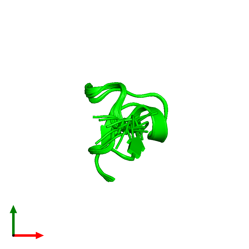<div class='caption-body'><ul class ='image_legend_ul'> 0-meric assembly 1 of PDB entry 1hp3 coloured by chemically distinct molecules and viewed from the top. This assembly contains:</ul></div>