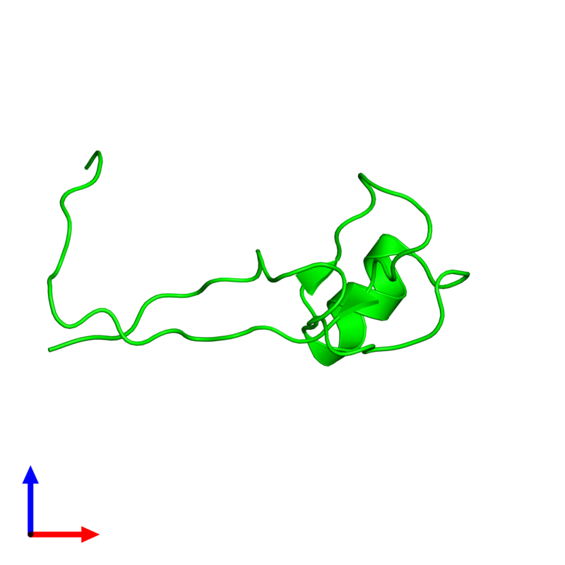 <div class='caption-body'><ul class ='image_legend_ul'> 0-meric assembly 1 of PDB entry 1ps2 coloured by chemically distinct molecules and viewed from the side. This assembly contains:</ul></div>