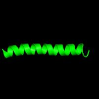1 copy of Pfam domain PF05115 (Cytochrome B6-F complex subunit VI (PetL)) in Cytochrome b6-f complex subunit 6 in PDB 1q90.