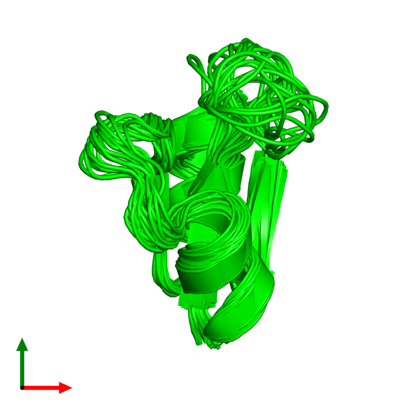 <div class='caption-body'><ul class ='image_legend_ul'>The deposited structure of PDB entry 1qhk coloured by chemically distinct molecules and viewed from the top. The entry contains: <li class ='image_legend_li'>1 copy of Ribonuclease H</li><li class ='image_legend_li'>There are no non-polymeric molecules</li></ul></li></ul></li></div>