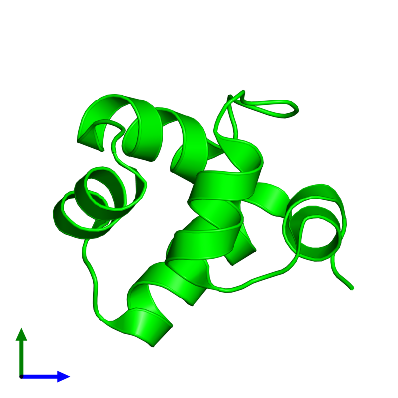 <div class='caption-body'><ul class ='image_legend_ul'> 0-meric assembly 1 of PDB entry 1r63 coloured by chemically distinct molecules and viewed from the front. This assembly contains:</ul></div>