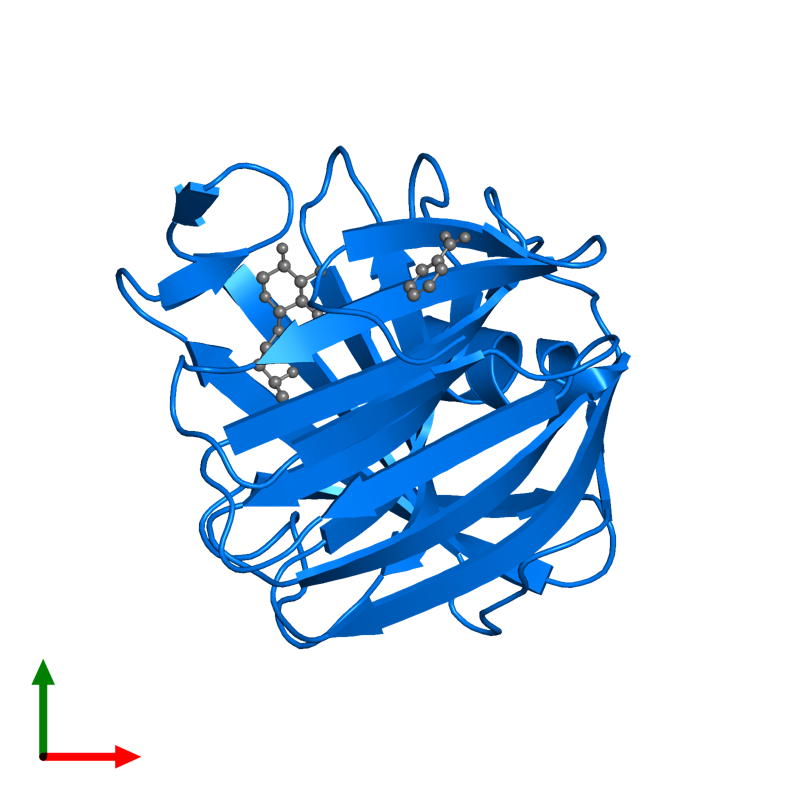 PDB 1ree gallery � Protein Data Bank in Europe (PDBe) � EMBL-EBI