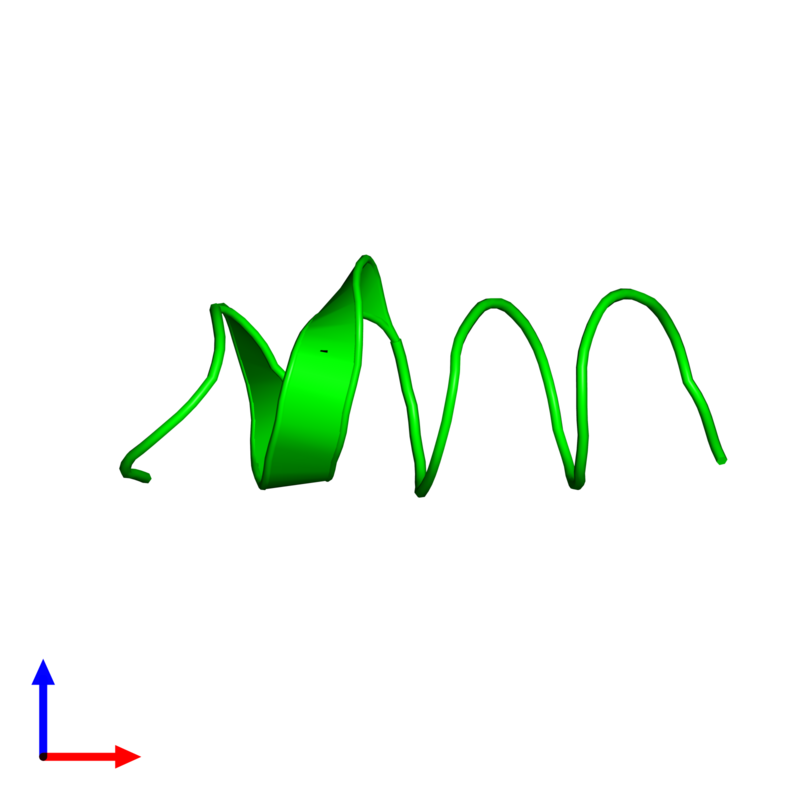 <div class='caption-body'><ul class ='image_legend_ul'> 0-meric assembly 1 of PDB entry 1sut coloured by chemically distinct molecules and viewed from the side. This assembly contains:</ul></div>