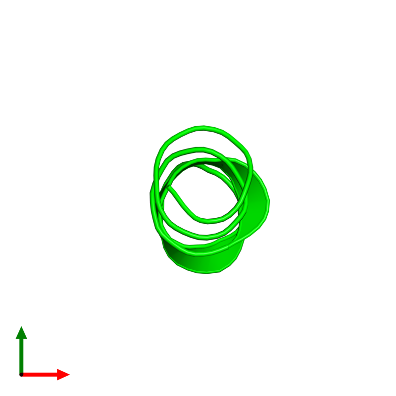 <div class='caption-body'><ul class ='image_legend_ul'> 0-meric assembly 1 of PDB entry 1sut coloured by chemically distinct molecules and viewed from the top. This assembly contains:</ul></div>