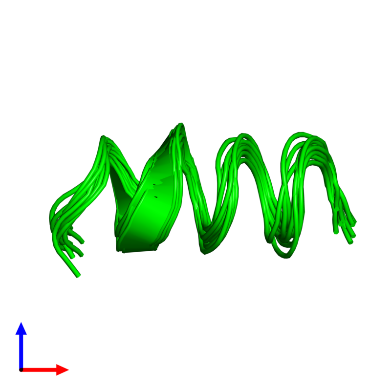 <div class='caption-body'><ul class ='image_legend_ul'>The deposited structure of PDB entry 1sut coloured by chemically distinct molecules and viewed from the side. The entry contains: <li class ='image_legend_li'>1 copy of DNA replication terminus site-binding protein</li><li class ='image_legend_li'>There are no non-polymeric molecules</li></ul></li></ul></li></div>