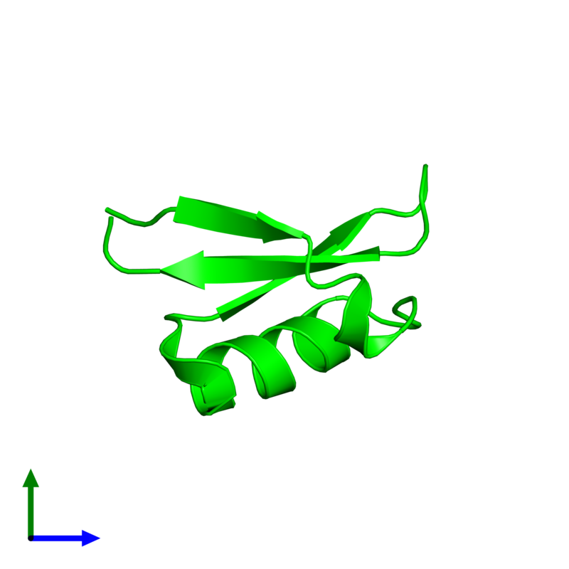 <div class='caption-body'><ul class ='image_legend_ul'> 0-meric assembly 1 of PDB entry 1ti5 coloured by chemically distinct molecules and viewed from the front. This assembly contains:</ul></div>