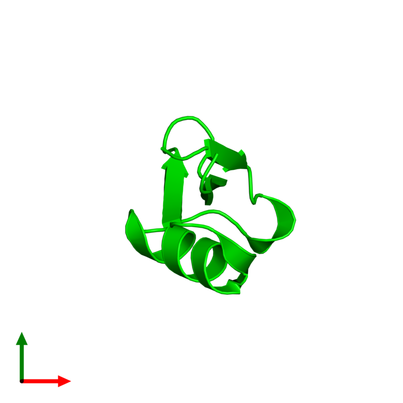 <div class='caption-body'><ul class ='image_legend_ul'> 0-meric assembly 1 of PDB entry 1ti5 coloured by chemically distinct molecules and viewed from the top. This assembly contains:</ul></div>