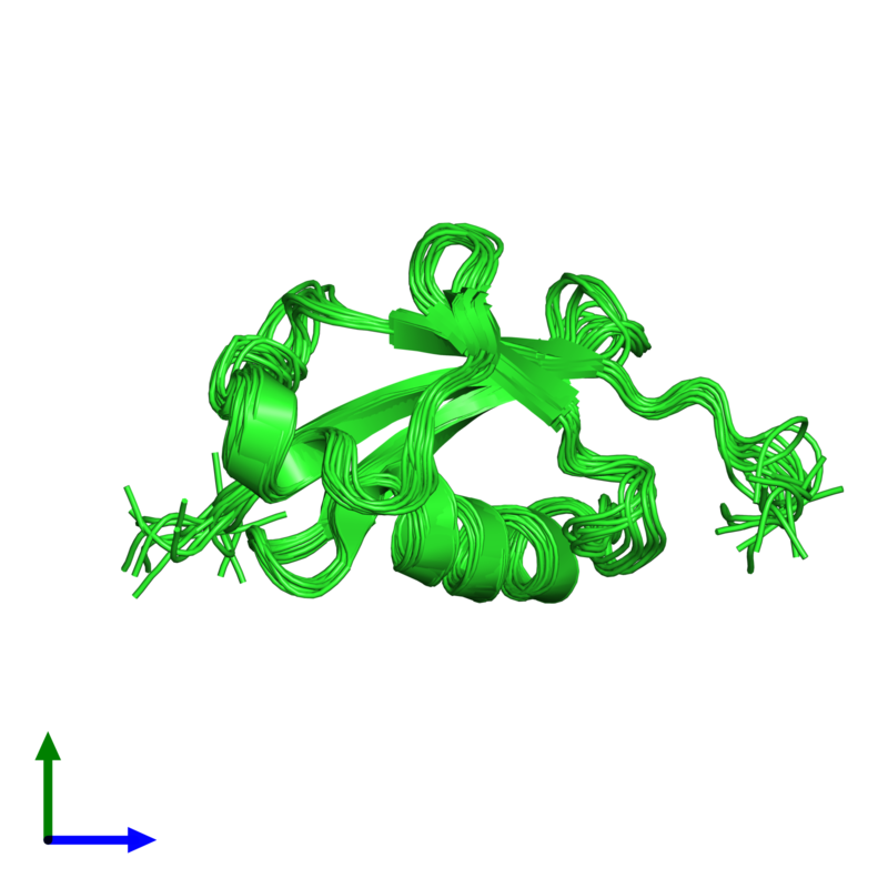 <div class='caption-body'><ul class ='image_legend_ul'>The deposited structure of PDB entry 1ttn coloured by chain and viewed from the front. The entry contains: <li class ='image_legend_li'>1 copy of Ubiquitin domain-containing protein 2</li><li class ='image_legend_li'>There are no non-polymeric molecules</li></ul></li></ul></li></div>