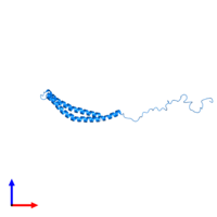 Alpha-synuclein in PDB entry 1xq8 ‹ PDBe ‹ EMBL-EBI