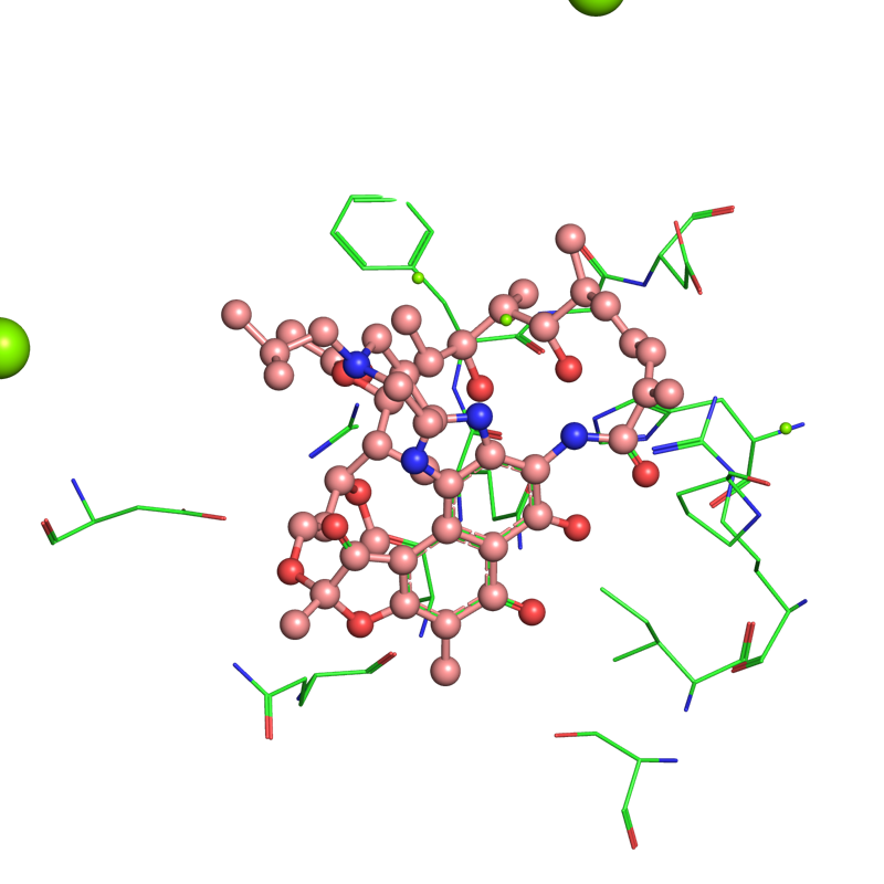 PDB 2a68 gallery � Protein Data Bank in Europe (PDBe) � EMBL-EBI