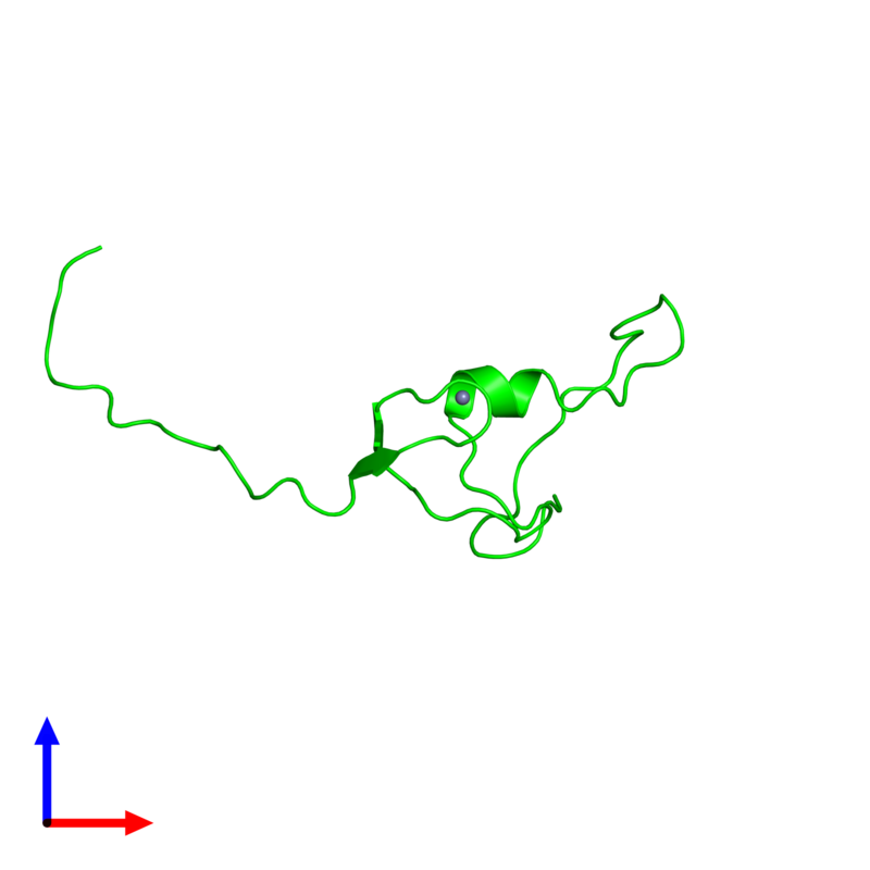 <div class='caption-body'><ul class ='image_legend_ul'> 0-meric assembly 1 of PDB entry 2ctu coloured by chemically distinct molecules and viewed from the side. This assembly contains:</ul></div>