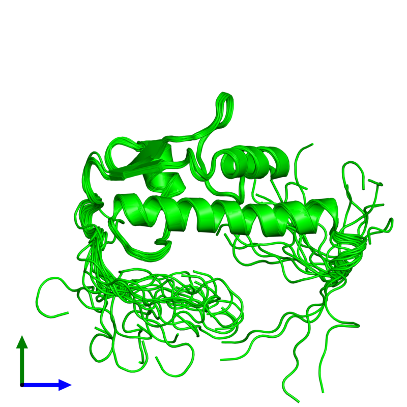 <div class='caption-body'><ul class ='image_legend_ul'>The deposited structure of PDB entry 2eje coloured by chemically distinct molecules and viewed from the front. The entry contains: <li class ='image_legend_li'>1 copy of General transcription factor II-I</li><li class ='image_legend_li'>There are no non-polymeric molecules</li></ul></li></ul></li></div>
