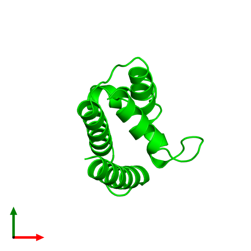 <div class='caption-body'><ul class ='image_legend_ul'> 0-meric assembly 1 of PDB entry 2h60 coloured by chemically distinct molecules and viewed from the top. This assembly contains:</ul></div>