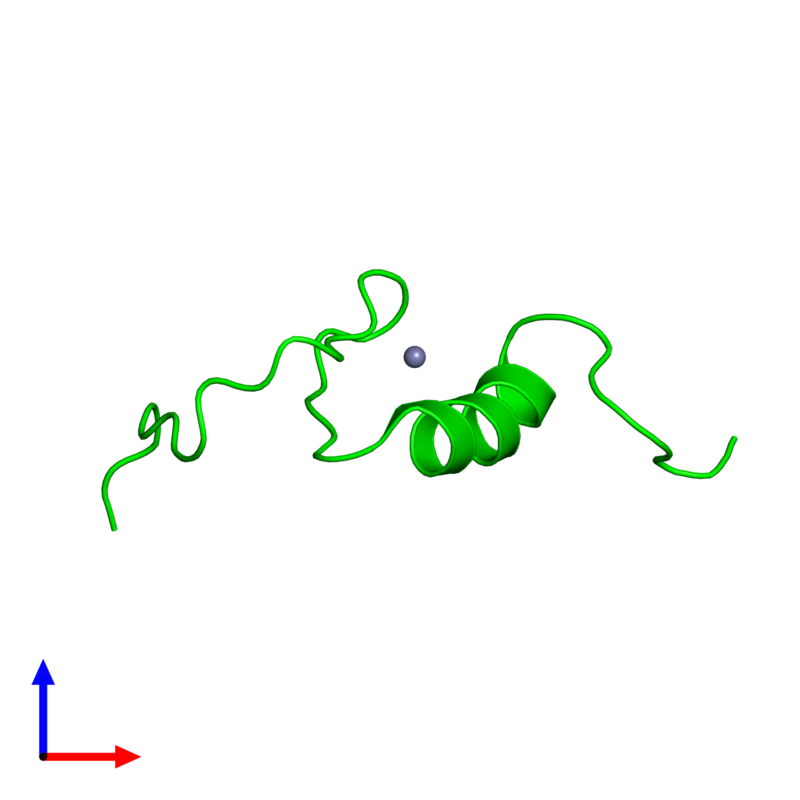 <div class='caption-body'><ul class ='image_legend_ul'> 0-meric assembly 1 of PDB entry 2ytb coloured by chemically distinct molecules and viewed from the side. This assembly contains:</ul></div>