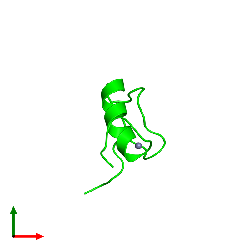<div class='caption-body'><ul class ='image_legend_ul'> 0-meric assembly 1 of PDB entry 2ytb coloured by chemically distinct molecules and viewed from the top. This assembly contains:</ul></div>