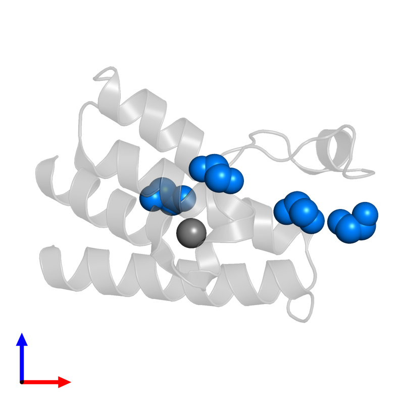 <div class='caption-body'>PDB entry 4lz2 contains 4 copies of 1,2-ETHANEDIOL in assembly 1. This small molecule is highlighted and viewed from the front.</div>