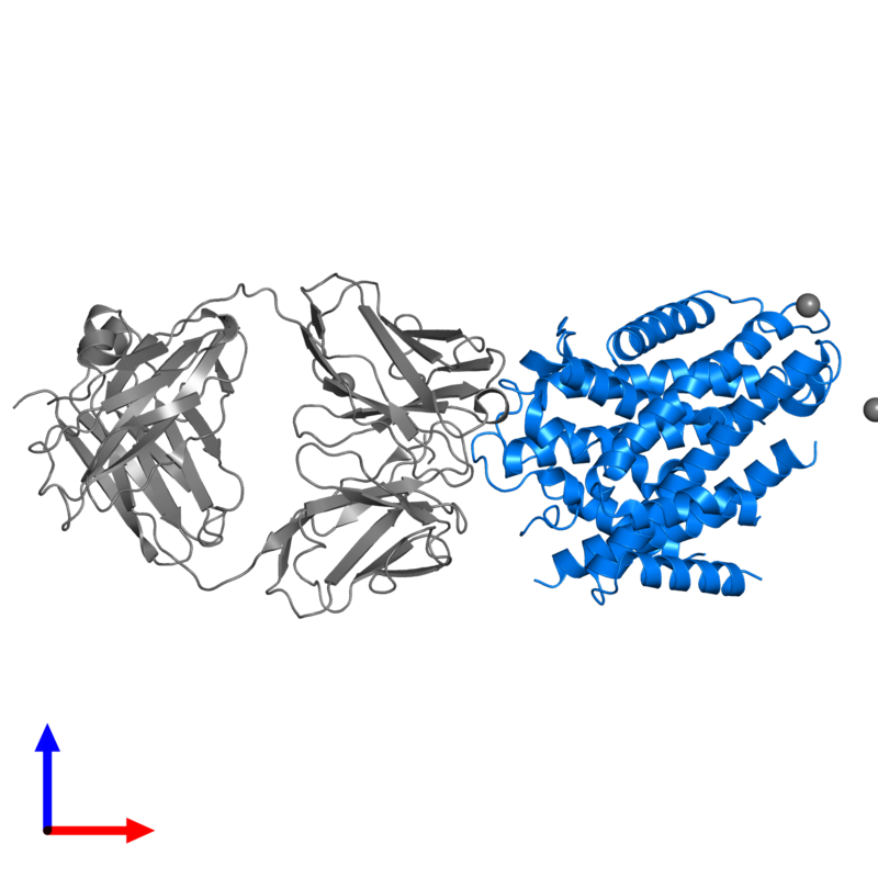 <div class='caption-body'>PDB entry 5kte contains 1 copy of Divalent metal cation transporter MntH in assembly 1. This protein is highlighted and viewed from the front.</div>