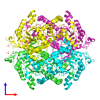 thumbnail of PDB structure 7RBX