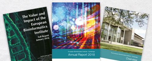 EMBL-EBI brochures link