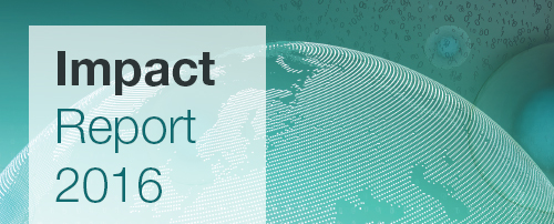 Link to EMBL-EBI Impact Report 2016