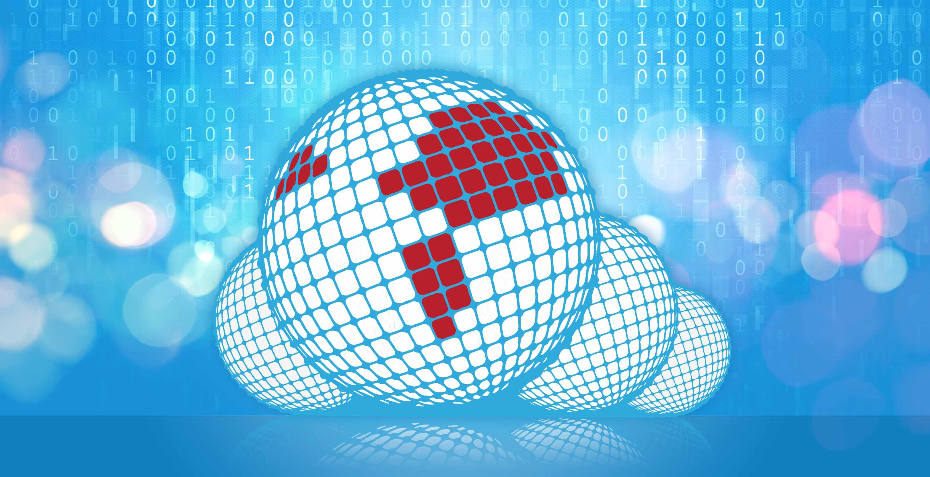 Cloud System Facilitates Transcontinental Human Data