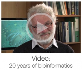 Film: 20 years of bioinformatics