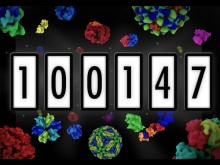 The wwPDB releases its 100,000th structure