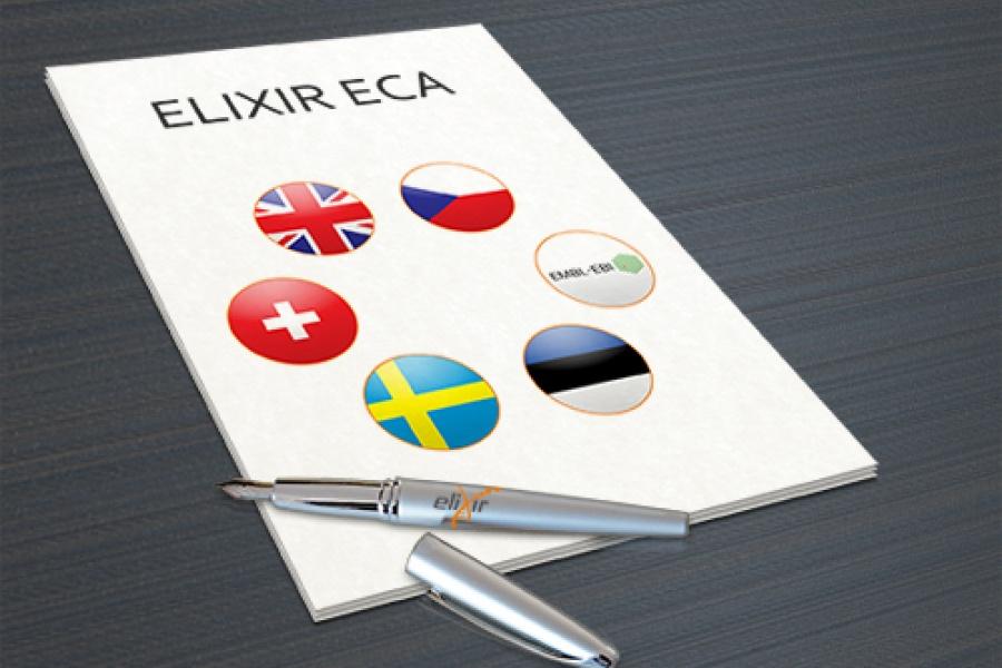 ELIXIR consortium agreement